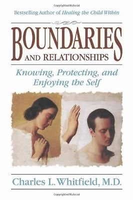 Boundaries and Relationships: Knowing, Protecting and Enjoying the Self, Charles