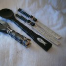 Kamagong kitchenware set