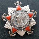 MEDAL ORDER NAKHIMOV 2 DEGREES USSR # 129