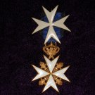 Star of the Order of St. John of Jerusalem # 1024