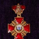 Order of St. Anne with the crown  # 101016