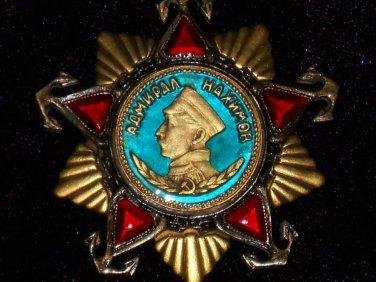 Nakhimov Order of I degree #106