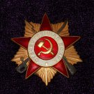 Order of the Patriotic War I degree screw #10994