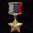 Gold Star Medal of the Hero of Russia # 10954