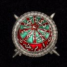 Badge Tajik ASSR #10750