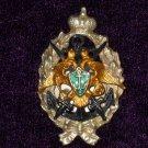 sign Nikolaev Marine Academy ROYAL RUSSIA #10677