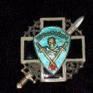 Kornilov sign of shock regiment WHITE MOVEMENT # 10746