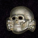 Cap Badge of skull  #10734