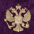 Badge times of imperial Russia TSAR RUSSIA #10987