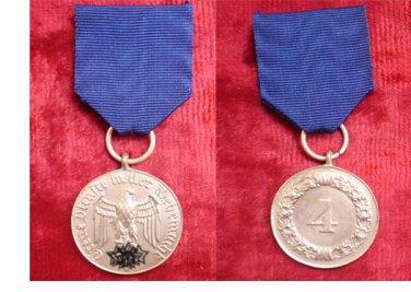 Medal for faithful service