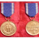 Medal for service in the  4 years