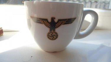 World War II Germany coffee cup  #25