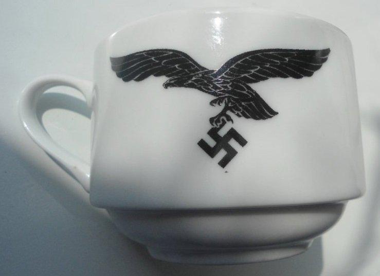 World War II Germany coffee cup  #29