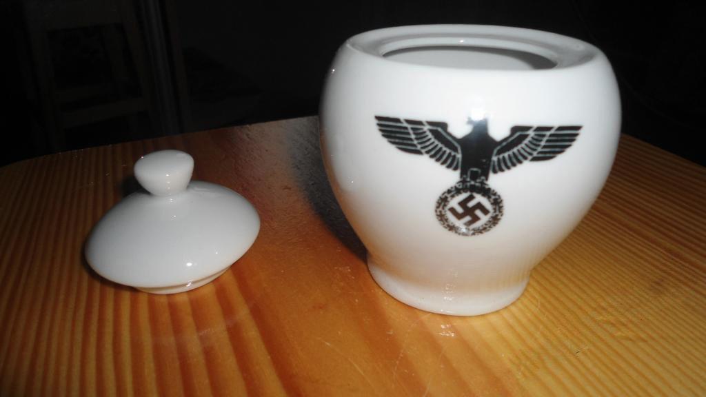 World War II Germany sugar-bowl  #48