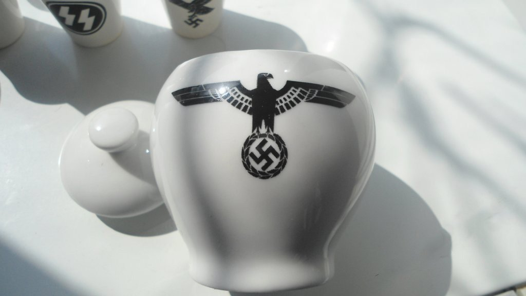 World War II Germany sugar-bowl #49