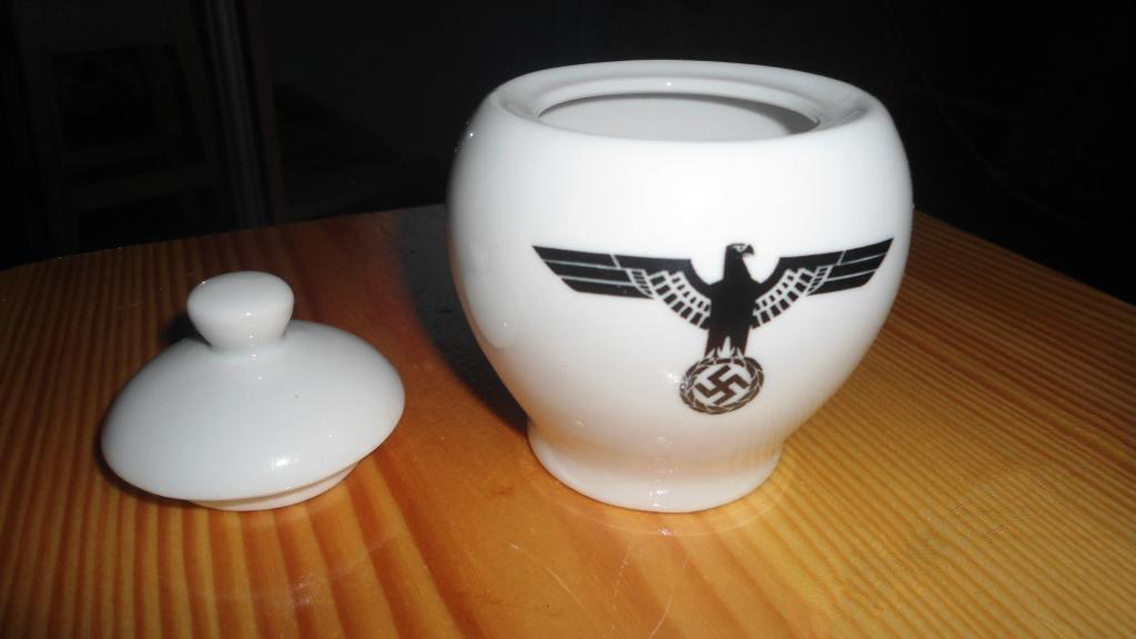 World War II Germanysugar-bowl  #55