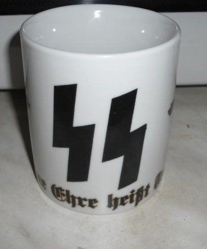 World War II Germanycup of tea  #76