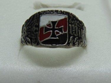Ring Viking silver 800  #19