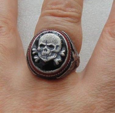 Ring skull  #31