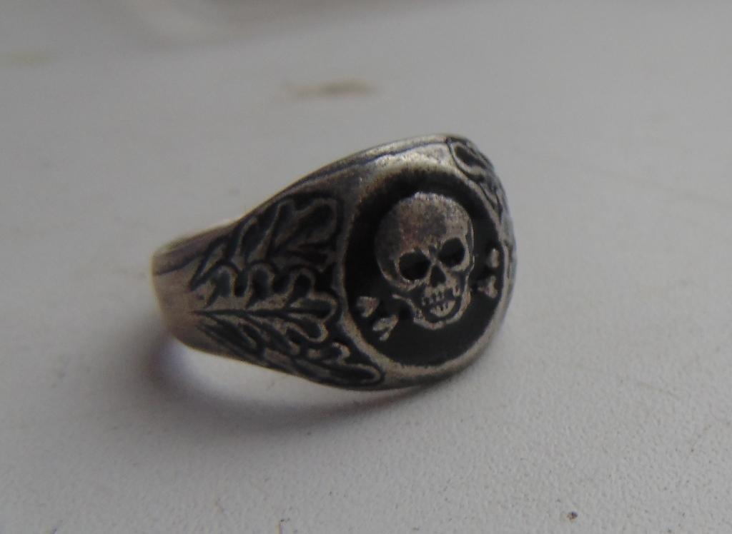 Ring Totenkopf  #33