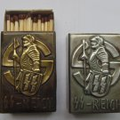 World War II Germany matchbox   #2