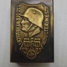 World War II matchbox #36