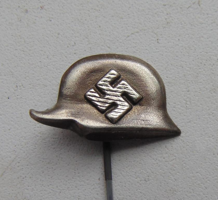 WW I Frachnik Steel Helmet #36