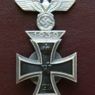 Iron Cross of I class with a strap re-awarding