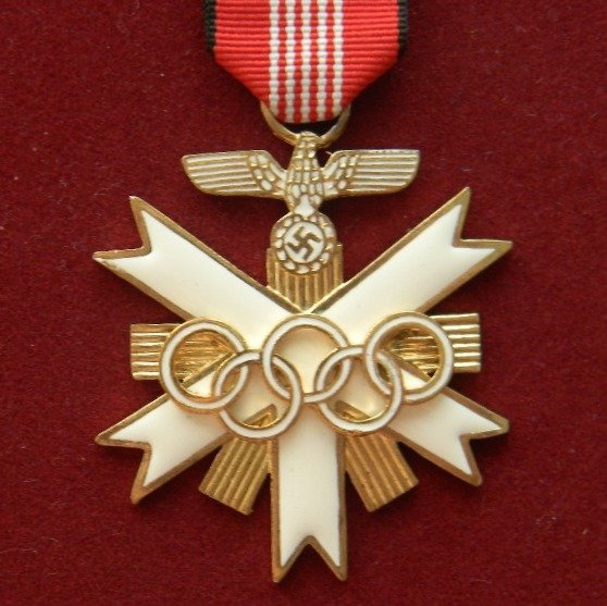Medal  Olympic Games 1936 Class 1