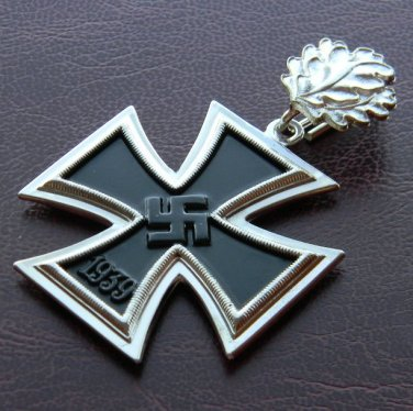 Iron Cross with Oak Leaves