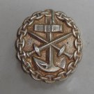 WW II THE GERMAN BADGE LW WH Naval sign of injury. 1918