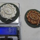 WW II THE GERMAN BADGE LW WH TWO Qualifying Driver Patches