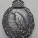 WW II THE GERMAN BADGE LW WH sign for the observers to the air fleet ships