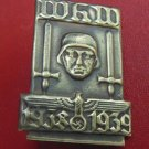 WW II THE GERMAN BADGE LW WH Sign of winter help the German people 1938- 1939