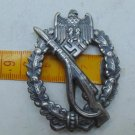 WW II THE GERMAN BADGE LW WH Sign breast Infantry Assault