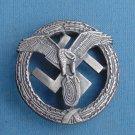 WW II THE GERMAN BADGE LW WH Sign the German Society of Motorsport