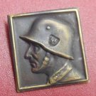 WW II THE GERMAN BADGE LW WH sign with the image of the soldier