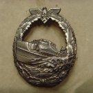 WW II THE GERMAN BADGE LW WH Sign member torpedo boat team