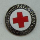 WW II THE GERMAN BADGE LW WH Icon Red Cross helpers