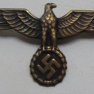 WWII THE GERMAN BADGE  Badge.  Eagle
