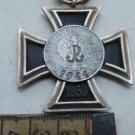 Cross Warsaw Uprising, for killing an officer