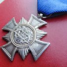 Cross for 18 years of service in the police a free Danzig