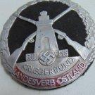 WWII THE GERMAN BADGE  PREMIUM plaques Kriegerbund