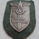 BADGE  Sleeve board Grossbritannien 1940