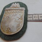 BADGE  Sleeve board Lapland