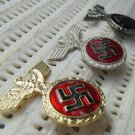 WWII THE GERMAN BADGE Set eagles