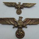 WWII THE GERMAN BADGE  Set Union Eagles veteran soldiers 1938-45