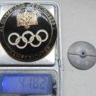 WWII THE GERMAN BADGE  Olympics Berlin 1936