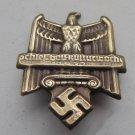 WW II THE GERMAN BADGE Memorable German icon