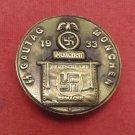 WW II THE GERMAN BADGE Memorable German icon 1933
